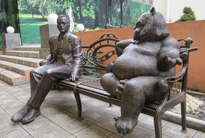 Топ 5 необыкновенных памятников Харькова