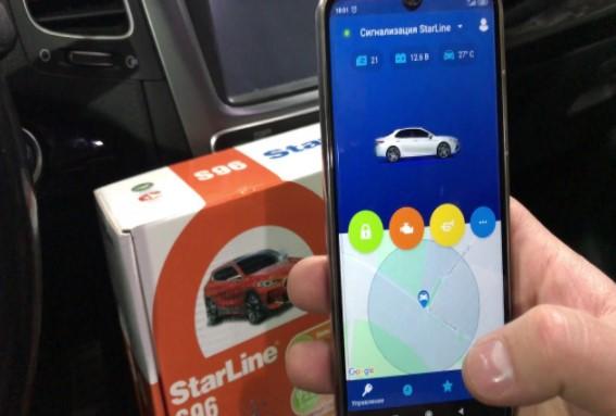 Автомобильные сигнализации в Запорожье – задачи и возможности систем StarLine