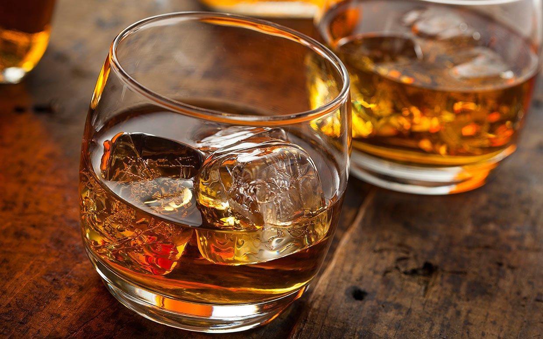 Благородный напиток виски