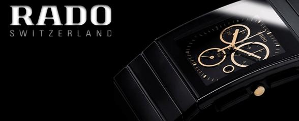 Часы Rado – стиль, неподвластный времени