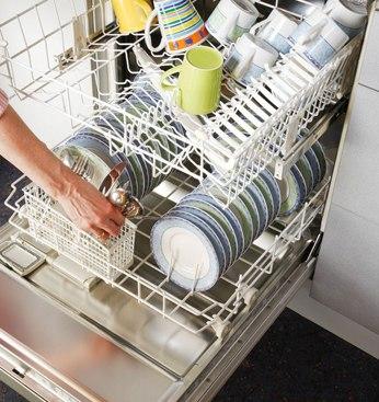 Посудомоечная машина: экономим время и силы