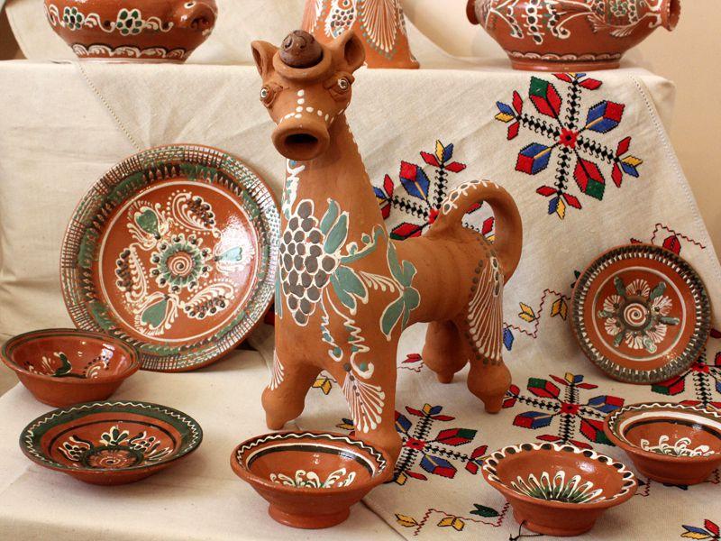 Национальное гончарное искусство в Запорожье
