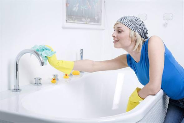 Как отмыть ванну: 3 эффективных способа